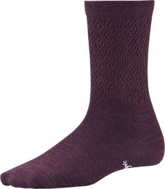 SmartWool Pointelle Crew Socks - Women's - REI Garage