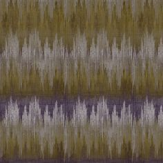 reflections on the chesapeake ikat fabric by glimmericks on Spoonflower - custom fabric
