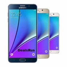 Samsung Galaxy Note 5 32GB SM-N920V Verizon Unlocked AT&T T-MOBILE Smartphone