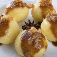 Beilage: Original bayrische Kartoffelknödel