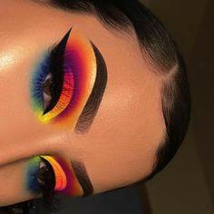 Dramatic Eye Makeup, Beautiful Eye Makeup, Eye Makeup Art, Skin Makeup, Eyeshadow Makeup, Makeup Inspo, Makeup Ideas, Eyeshadows, Fairy Makeup