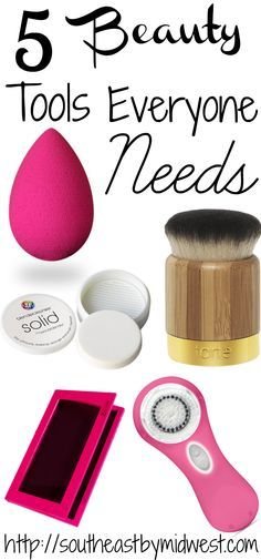 5 Beauty Tools Everyone Needs on southeastbymidwest.com