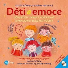 Děti a emoce Luxor, Karaoke, Montessori, Thriller, Activities For Kids, Books To Read, Family Guy, Teacher, Education