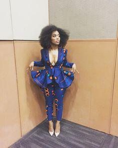 "14.8k Likes, 159 Comments - Nomzamo Mbatha (@nomzamo_m) on Instagram: ""Power Suit! #SimonSabelaAwards #NubianPrincess by @richfactory"""