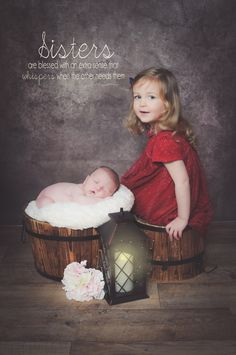 A sibling photo from a recent newborn Photography session. In our Northumberland based studio