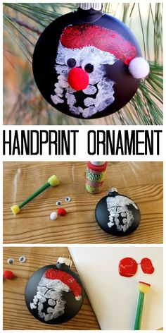 Kids Christmas Ornaments, Toddler Christmas, Christmas Crafts For Kids, Holiday Crafts, Christmas Diy, Kids Ornament, Christmas Breaks, Christmas Stuff, Holiday Decorations