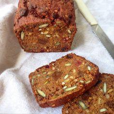 gluten free fruit nut cake