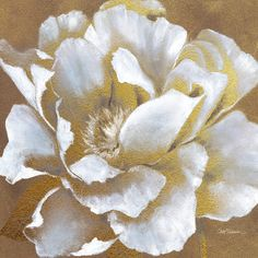 Golden Bloom II by Carol Robinson is printed with premium inks for brilliant color and then hand-stretched over museum quality stretcher bars. 60-Day Money Back Guarantee AND Free Return Shipping.