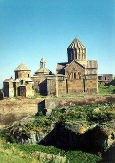The Monastery of Harich or Harichavank (Armenian: Հառիճավանք) is 7th century Armenian monastery located near the village of Harich (Armenian: Հառիճ) in the Shirak Province of the Republic of Armenia.