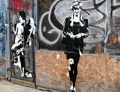 Blek le Rat, London