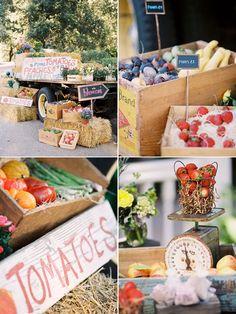 farmer's market - beltane ranch | sonoma wedding photography