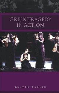 Book annotation not available for this title.Title: Greek Tragedy in ActionAuthor: Taplin, OliverPublisher: Taylor & FrancisPublication Date: of Pages: Type: PAPERBACKLibrary of Congress: 2004275872 Greek Tragedy, Book Annotation, Contemporary Dance, New Trends, Theatre, Drama, Action, Music, Movie Posters