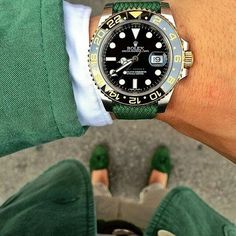 Rolex Perfection