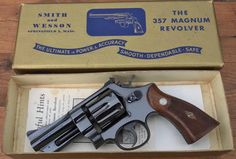 Smith And Wesson Revolvers, Smith Wesson, 357 Magnum, Weapons Guns, Guns And Ammo, Rifles, Bushcraft, Revolver Pistol, Fire Powers