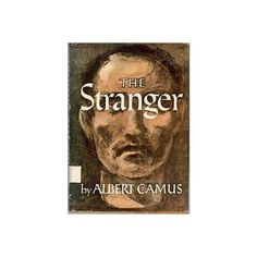 The Stranger - Albert Camus ❤ liked on Polyvore featuring books and fillers