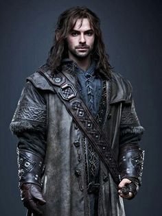 Kili the black hair archer