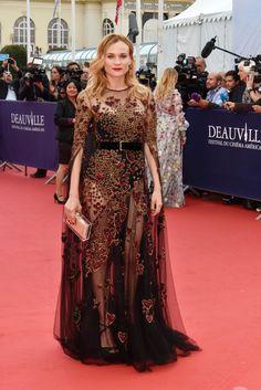 Diane Kruger au 42ème Festival du Cinéma Américain de Deauville