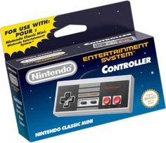 Nintendo Classic Mini NES Kontroll (Original)