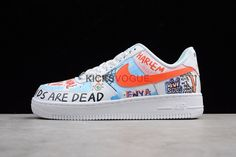 Vlone x Pauly x Air Force 1 Low 'Mase' in 2020   Vlone air
