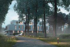 Astridhof • Veelaert Architecten / Antwerpen