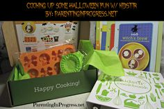 Cook Up some Hallowe