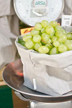 Un bel sacchetto d'uva...