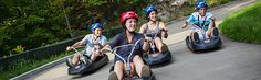 View an updated list of Mont Tremblant activities for summer/winter, as well as local events for your upcoming vacation. Luge, Local Activities, Summer Activities, Road Trip With Kids, Summer Winter, Canada Travel, Skiing, Vacation, Quebec