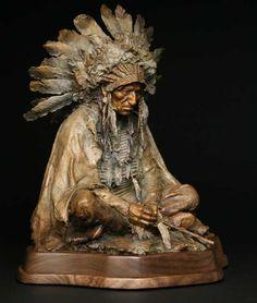 Gallery of Work- Bronze by John Coleman