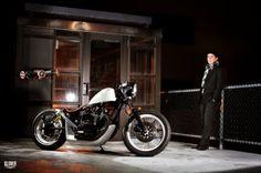 Yamaha XS 650 Giovanni Niccoli