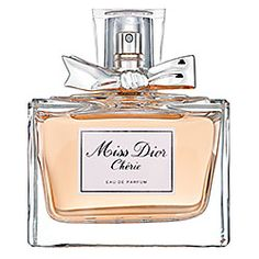 Miss Dior Cherie perfume, $80. A classic in the scent world, if she collects perfumes, this is a definite buy.