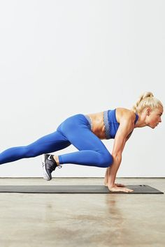 35 Plank Variations That Will Strengthen and Tone Every Inch of Your Body