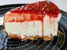 Precission Fitness: Receta Fitness: Cheesecake proteico!!