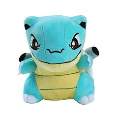 15cm Blastoise Doll Stuffed Animals Figure Soft Anime Collection Toy – Pokemon Toys: Soft toys