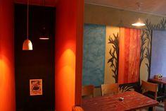 Cafe 6-117 self interior