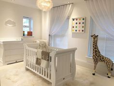 Little Zachary had the most beautiful nursery waiting for him when he arrived in November. Congratulations and thank you for sharing this stunning space with us. - Featuring the Boori Sleigh Cot Bed and Three Drawer Dresser. Baby Nursery Neutral, Nursery Modern, Baby Nursery Decor, Baby Boy Bedding, Baby Bedroom, Baby Boy Nurseries, Girls Room Paint, Baby Room Themes, Boy Nurseries