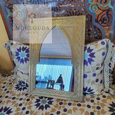 Moroccan Mirror Floor Mirror Brass Mirror Art deco Mirror | Etsy