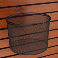 Slatwall Wire Mesh Basket