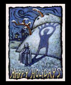 Holiday Postcard    by Lucasfilm Ltd.     #12