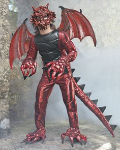 """""""Shop Chasing Fireflies for our Demon Dragon Costume for Boys. Browse our online catalog for the best in unique children's costumes, clothing and more. Boys Dragon Costume, Dragon Halloween Costume, Shrek Costume, Halloween Costumes Kids Boys, Dinosaur Costume, Scary Costumes, Boy Costumes, Halloween Dress, Costume Ideas"""