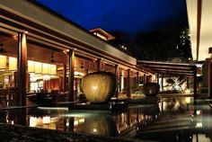 Andara Phuket Thailand Resort and Villas Thailand Resorts, Phuket Resorts, Resort Villa, Restaurant Bar, Facade, Modern Design, Vacation, Mansions, Architecture