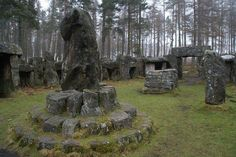 Druid's Temple, England