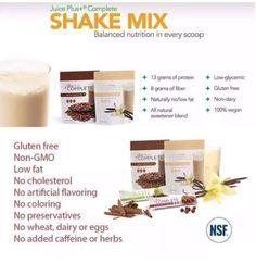 Juice Plus+ Complete! #juiceplus #complete #protein #nutrient #nutrition