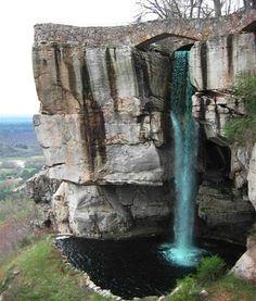 . Rock City, Lookout Mountain, TN.