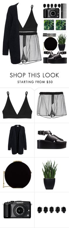 """""""everything you touch turns to gold"""" by iradicate ❤ liked on Polyvore featuring Base Range, N°21, Acne Studios, Alexander Wang, Elie Saab, KEEP ME, Lux-Art Silks, Olympus, Sephora Collection and D.L. & Co."""