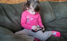 #eLearning interface design even a 4-year old can navigate
