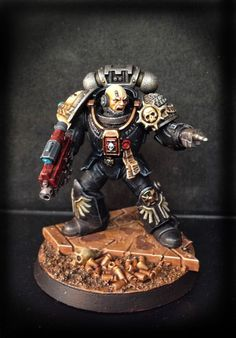 The Convertorum: Who watches the deathwatch?