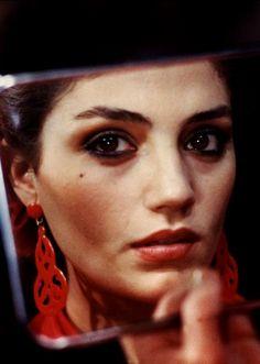 Ángela Molina (Ese oscuro objeto del deseo - Luis Buñuel, 1977)