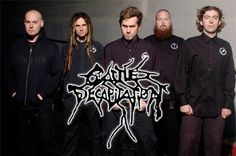 Cattle Decapitation #Cattle Decapitation #Band # Death metal
