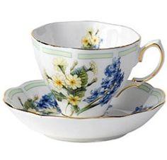 Royal Albert - Botanical Teas - Hyacinth & Primrose