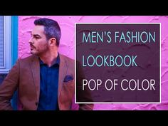 Pop of Color Lookbook by Aleks Nevski  This colorful outfit was meant to look great on any guy without going too far. Dark green dress shirt and dark blue Levi's straight fit jeans set a good color foundation for the rest of the outfit.  The biggest pop of color comes from the yellow breathable leather handmade shoes by Magnata Shoes over green dress socks.  The choice for wrist jewelry are the lava rock wrist bracelet and the classic MVMT watch with a tan leather band.  Brown jacket with…